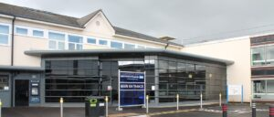 Mid Cheshire Hospital - New Main Entrance